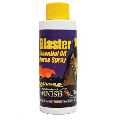 Finish Line Blaster Essential Oil Fly Spray 4 oz Refill