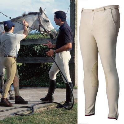 Devon Aire Classic Cotton Mens Breech
