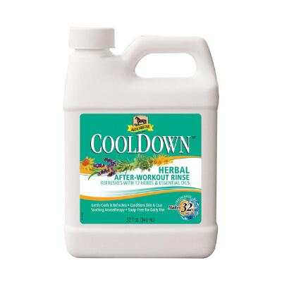 Absorbine Cooldown  Herbal After Workout Rinse 32 oz