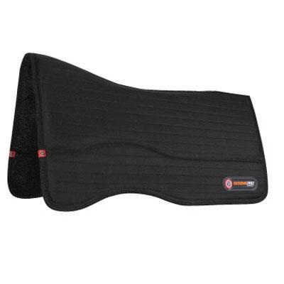 T3 Matrix Performance Western Saddle Pad 31x30 Felt/Extreme