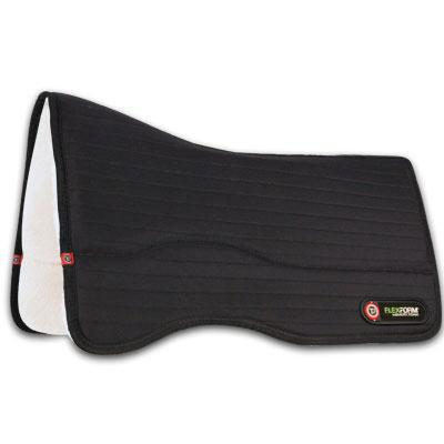 T3 Matrix Peformance Western Saddle Pad 31x30 Wool/Flexform