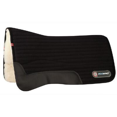 Toklat T3 Matrix Peformance Western Saddle Pad 32x32 Wool/Ortho