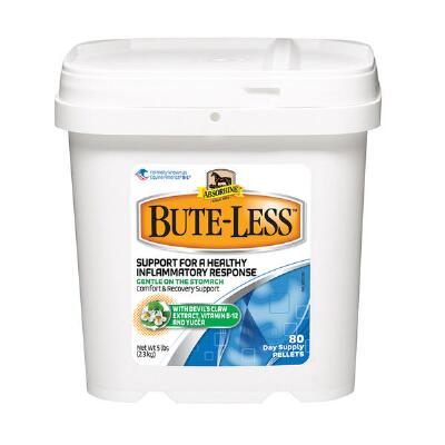 Bute Less Pellets 5 lb