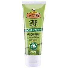 Absorbine Liniment Extra Strength CBD Gel 50 Mg Concentrate 2 oz - TB