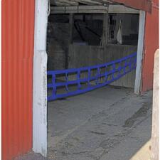 Barn Door Guards