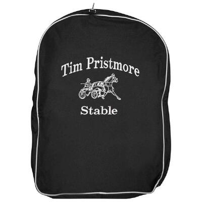 Harness Bag Custom Double Sided Design Embroidered