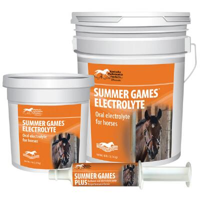 Summer Games Plus Electrolyte Paste 60 cc