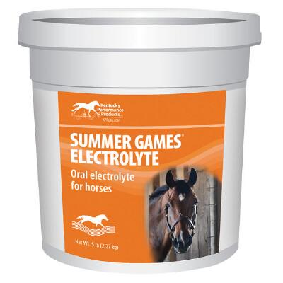 Kentucky Performance Summer Games Electrolyte - 40 lb