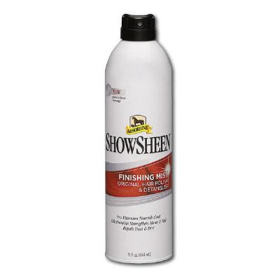Absorbine Showsheen Finishing Mist Continuous Spray 15 oz
