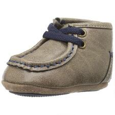 DBL Barrel Infant Smith Baby Bucker Causal Bootie - TB