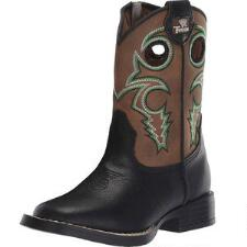 Twister Toddler Boys Colton Western Boots - TB
