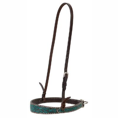 Weaver Carved Turquoise Noseband