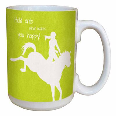 Mug Hold on to What Makes You Happy