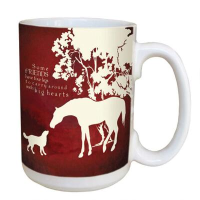 Mug Four Legged Friends