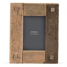 Rustic Wood 4 x 6 Picture Frame - TB