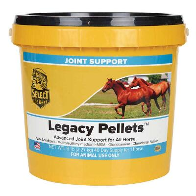 Select the Best Legacy Joint Pellets 5 lb