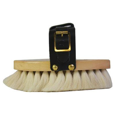 Ultra Plush Goat Hair Body Brush
