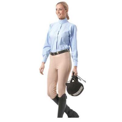 EquiStar Pull On Knee Patch Ladies Breech