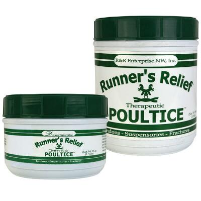 Runners Relief Poultice 1.75 lb