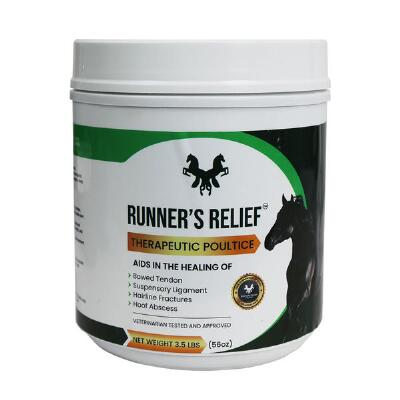 Runners Relief Poultice 3.5 lb