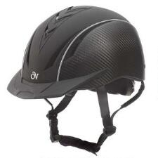 Ovation Sync Helmet with Carbon Fiber Print - TB