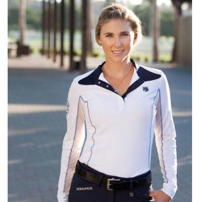 Competitor Ladies Show Shirt Long Sleeve