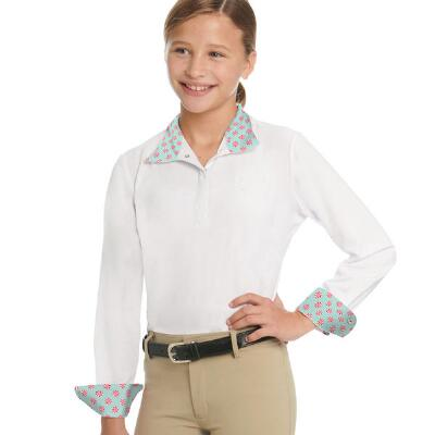 Ovation Ellie Girls Show Shirt