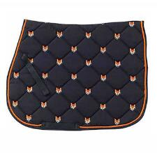 Embroidered Foxes All Purpose Pad  - TB