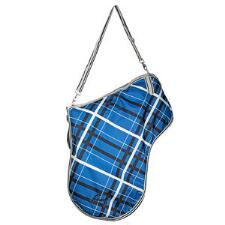 Pessoa Alpine 1200D Plaid English Saddle Carrier - TB