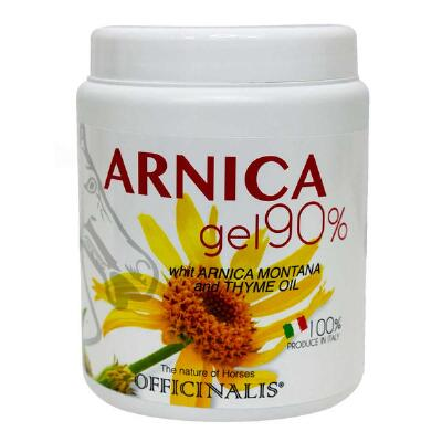 Officinalis Arnica Muscle Gel - 1 L