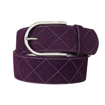 Ovation Quilted Show Belt