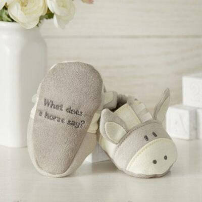 Infant Horse Booties