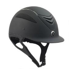 One K Defender Chrome Stripe Helmet - TB