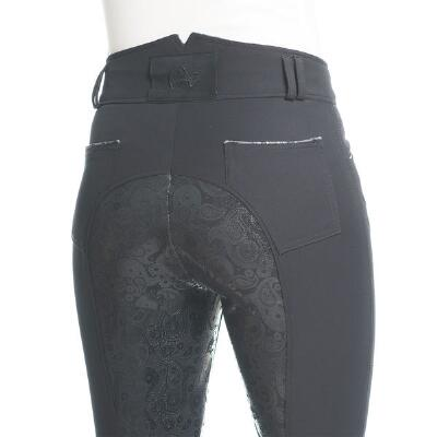 Ovation Destiny Super-X Paisley GRIP Full Seat Breech