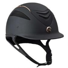 One K Defender Rose Gold Stripe Helmet - TB