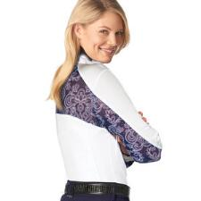 Romfh Lace Dressage Ladies Show Shirt - TB