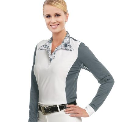 Ovation Belmont Long Sleeve Show Shirt