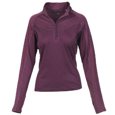 Ovation Melani Long Sleeve Tech Ladies Pull Over