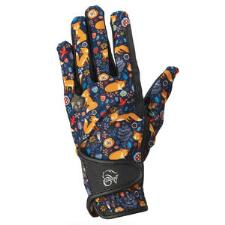 Ovation PerformerZ Ladies Riding Gloves - Playful Fox - TB