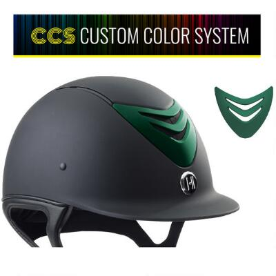 One K CCS Front Shield - Metallic