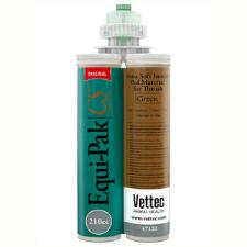 Vettec Equi-Pak CS Green Extra Soft Pad for Thrush 210 cc Cartridge - TB