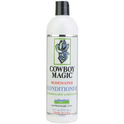 Demineralized Rosewater Conditioner 16 oz