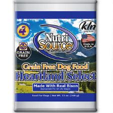 Grain Free Heartland Select 13 oz Can - TB