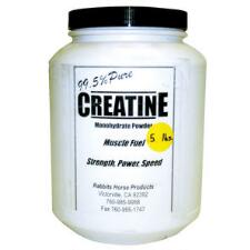 Rabbits Creatine Muscle Fuel