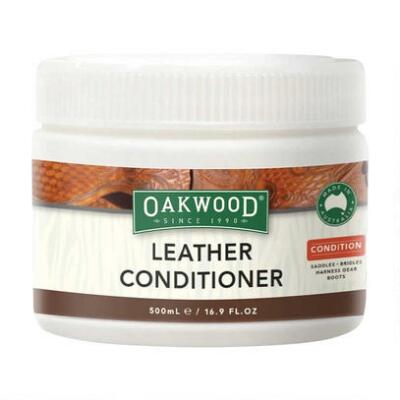 Weaver Oakwood Leather Conditioner 16.9 oz
