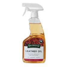 Oakwood Leather Oil Spray - TB
