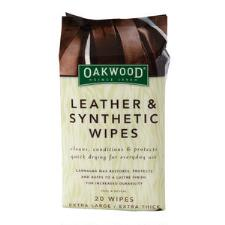 Weaver Oakwood Leather and Synthetic Wipes - TB