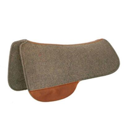 Tucker Full Skirt Wool Felt Western Saddle Pad