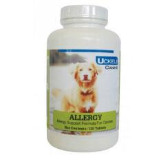 Canine Allergy Chewable Tablets