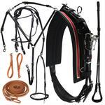 Walsh 500 Leather Harness - TB